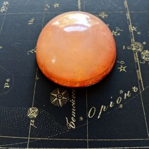 """Cooling Star"" Half Sphere Home Decor Paperweight"
